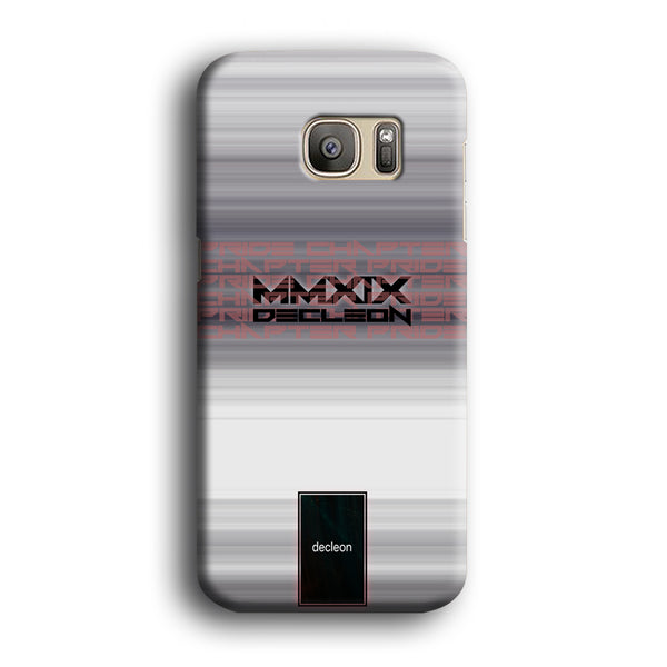 Pride Chapter Decleon 2019 Wall Crack Samsung Galaxy S7 Case