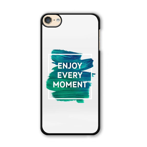 Quote Don't Miss It iPod Touch 6 Case