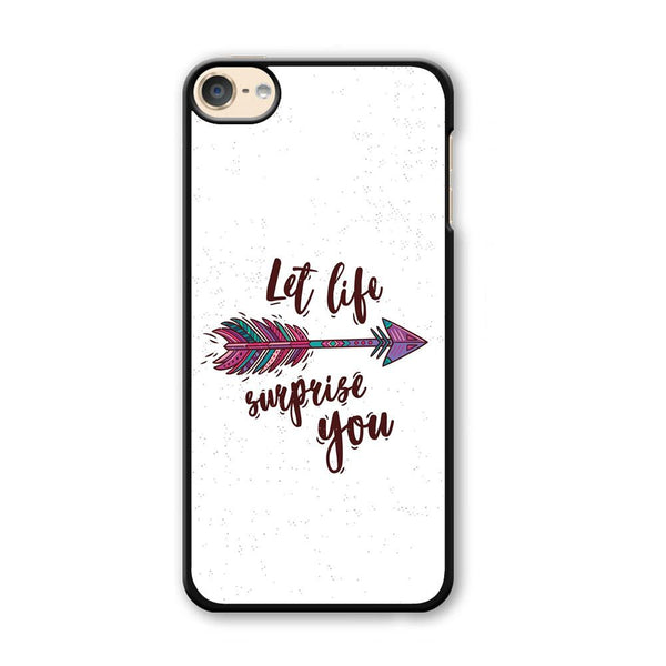 Quote Find Your Way iPod Touch 6 Case