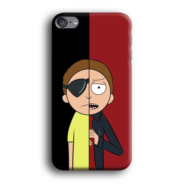 Rick And Morty Two Character iPod Touch 6 Case
