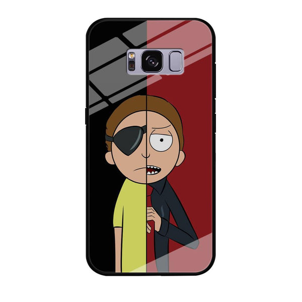 Rick And Morty Two Character Samsung Galaxy S8 Plus Case