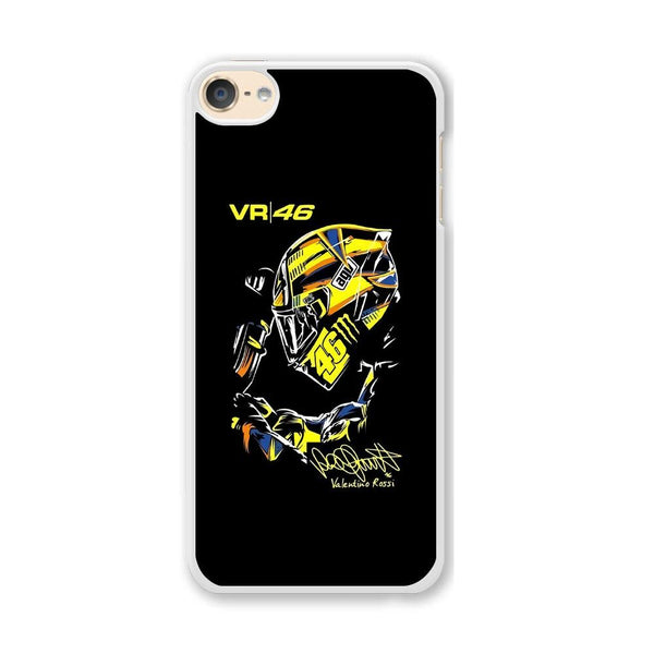 Rossi 46 Scene Signature iPod Touch 6 Case