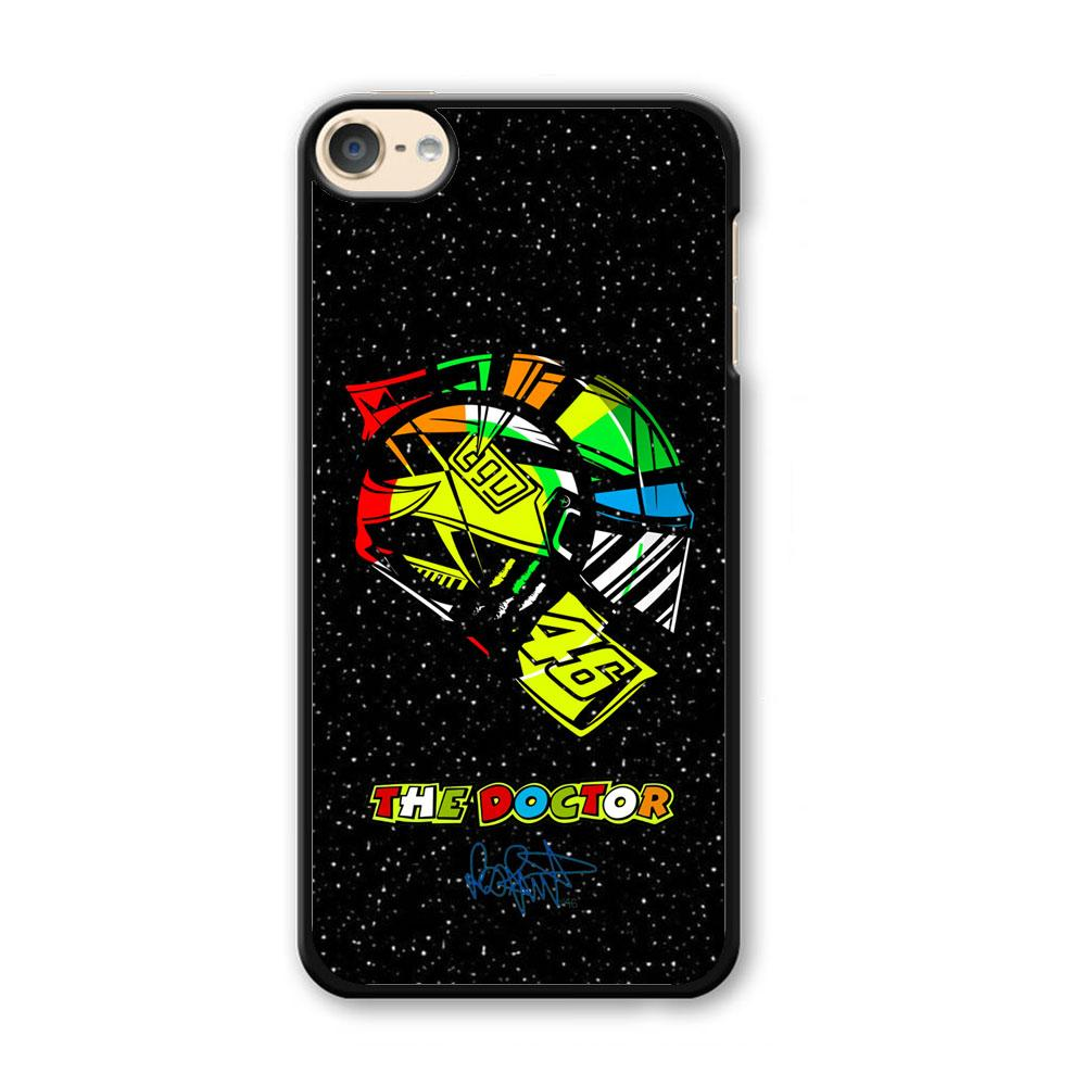 Rossi Helmet of The Doctor iPod Touch 6 Case