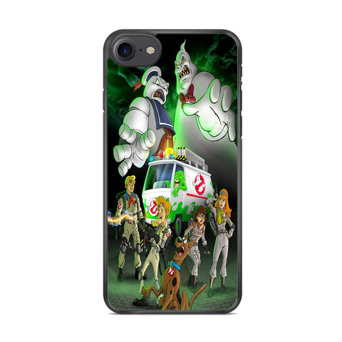Scooby Doo Ghostbusters iPhone 8 Case
