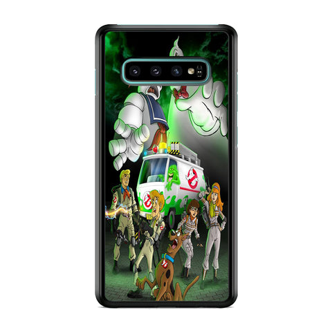 Scooby Doo Ghostbusters  Samsung Galaxy S10 Case