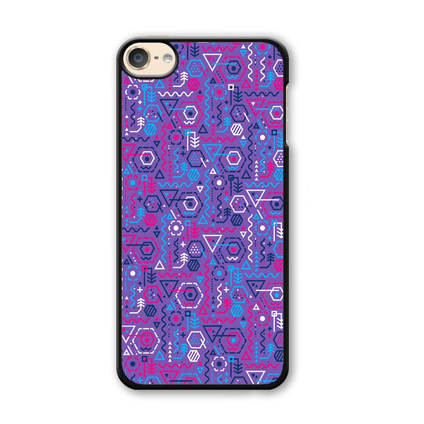 Shape of Algorithm iPod Touch 6 Case