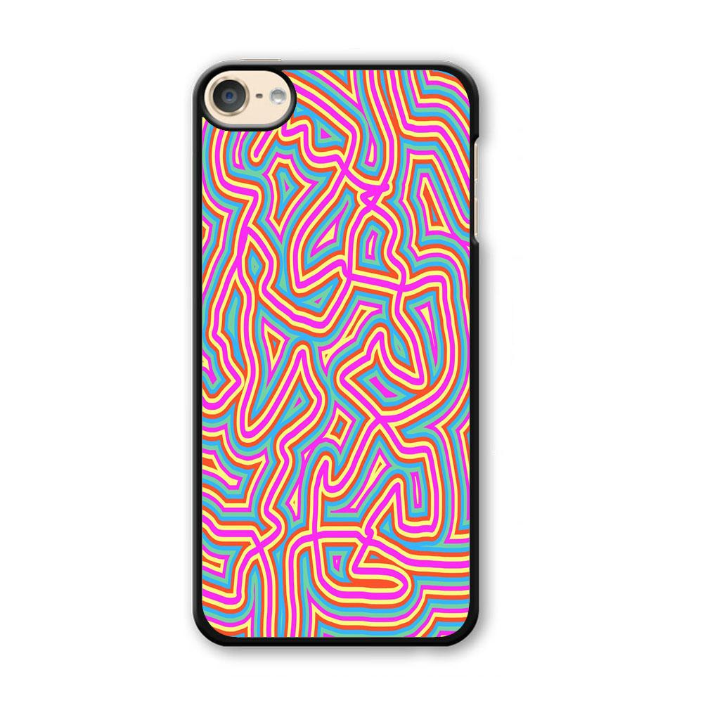Shapes Abstract 04 iPod Touch 6 Case