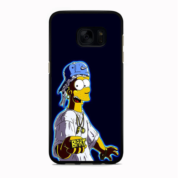 Simpson Funky Bart Samsung Galaxy S7 Case