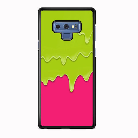Slime Green Macha Melt Berry Samsung Galaxy Note 9 Case