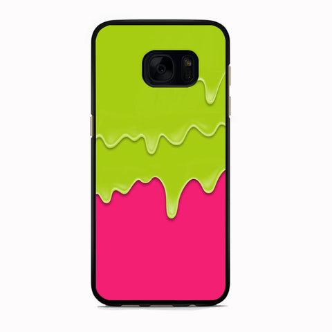 Slime Green Macha Melt Berry Samsung Galaxy S7 Case