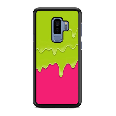 Slime Green Macha Melt Berry Samsung Galaxy S9 Plus Case