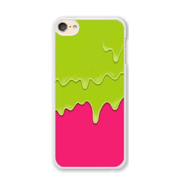 Slime Green Macha Melt Berry iPod Touch 6 Case