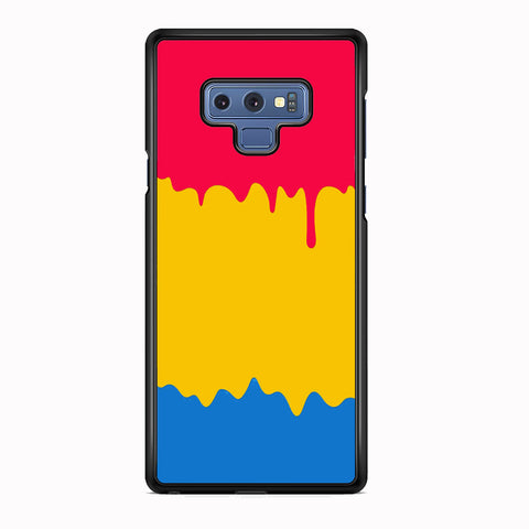 Slime Three Primary Colour Samsung Galaxy Note 9 Case