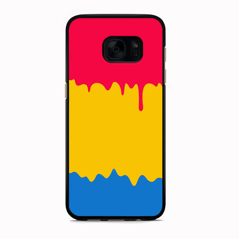 Slime Three Primary Colour Samsung Galaxy S7 Case