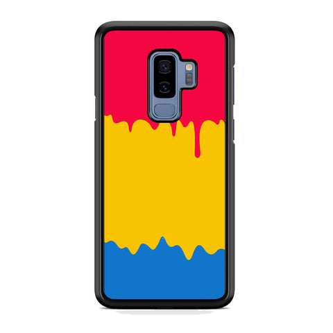 Slime Three Primary Colour Samsung Galaxy S9 Plus Case