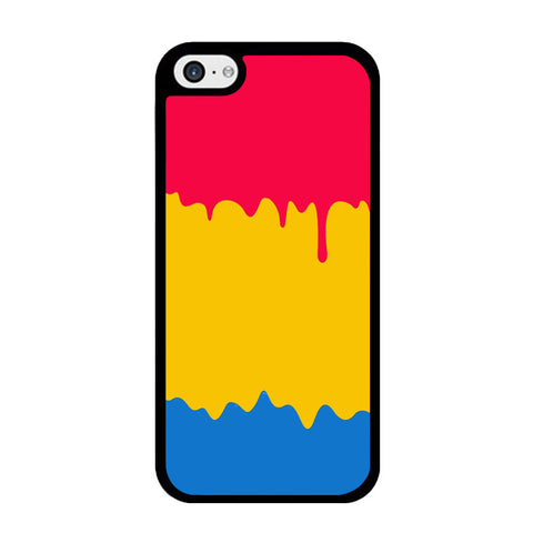 Slime Three Primary Colour iPhone 5 | 5s | SE Case