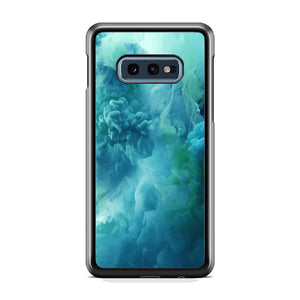 Smoke Sky Blue Cloud Samsung Galaxy S10E Case