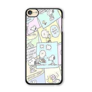 Snoopy Comic iPod Touch 6 Case