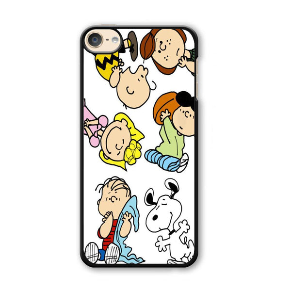 Snoopy Gang iPod Touch 6 Case