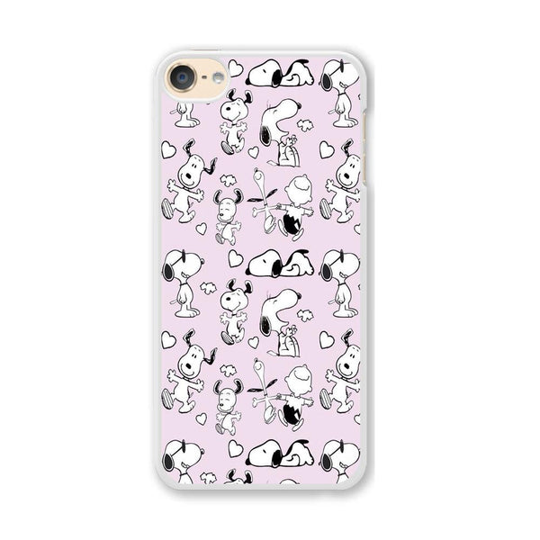 Snoopy and Charlie Happiness iPod Touch 6 Case