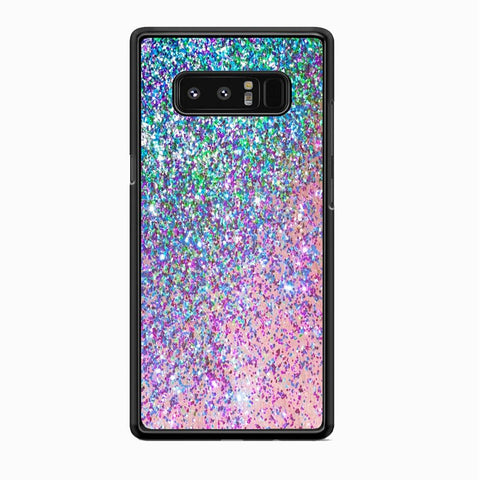 Sparkle Crystal Verdant Samsung Galaxy Note 8 Case