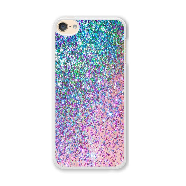 Sparkle Crystal Verdant iPod Touch 6 Case