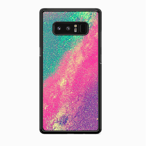 Sparkle Glitter Shift of Color Samsung Galaxy Note 8 Case