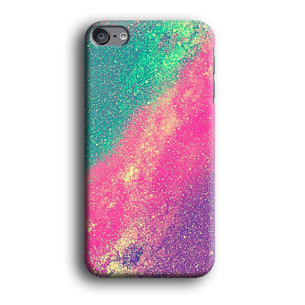 Sparkle Glitter Shift of Color iPod Touch 6 Case