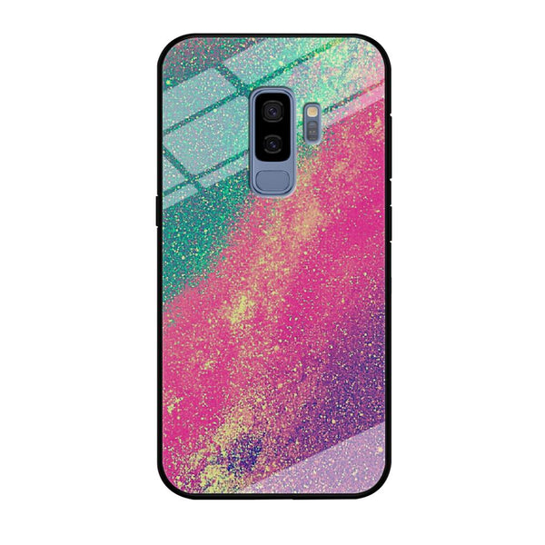 Sparkle Glitter Shift of Color Samsung Galaxy S9 Plus Case