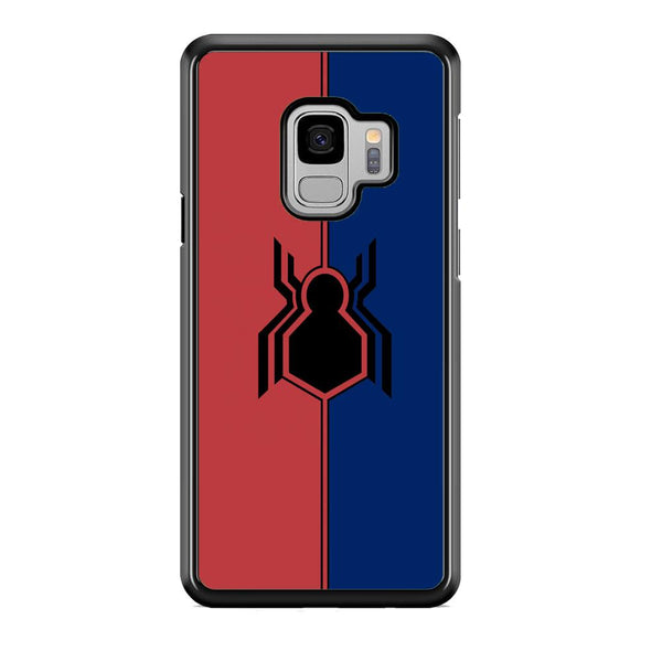 Spiderman Amazing Logo Red And Blue Samsung Galaxy S9 Case