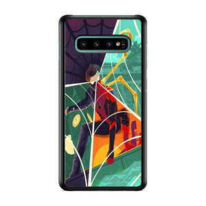 Spiderman Amazing Variation Cartoon Character Samsung Galaxy S10 Case