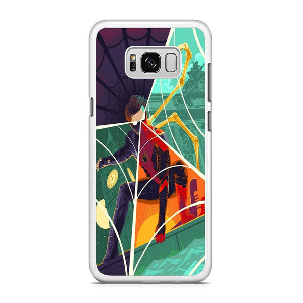 Spiderman Amazing Variation Cartoon Character Samsung Galaxy S8 Case