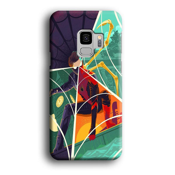 Spiderman Amazing Variation Cartoon Character Samsung Galaxy S9 Case