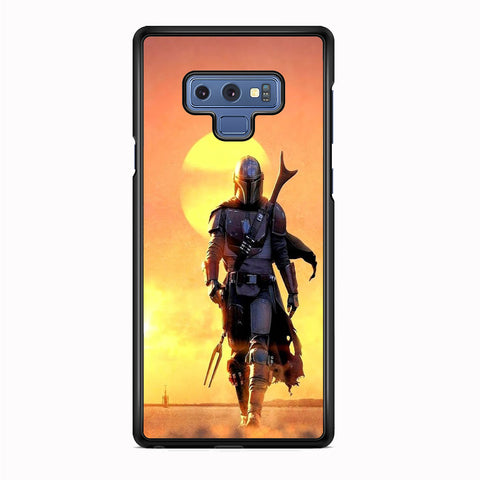 Star Wars The Mandalorian  Samsung Galaxy Note 9 Case