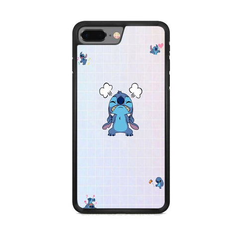 Stitch Angry Style iPhone 8 Plus Case