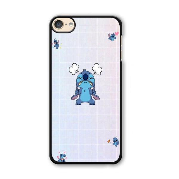 Stitch Angry Style iPod Touch 6 Case