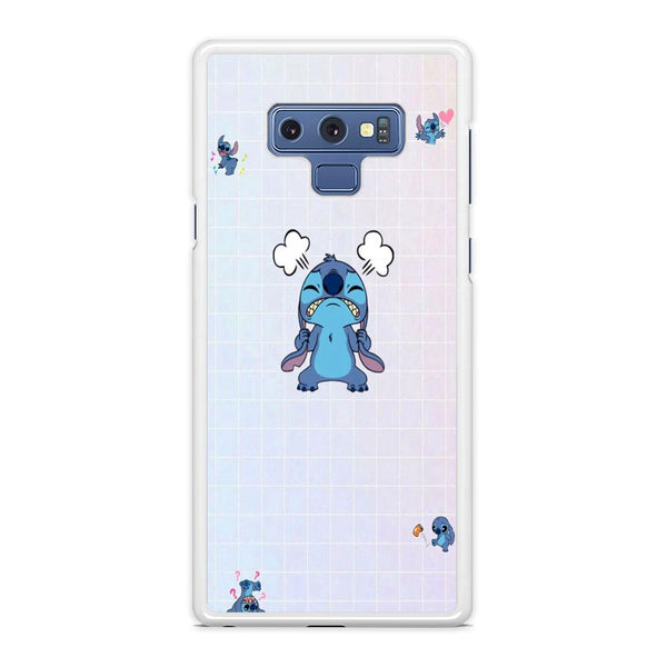 Stitch Angry Style Samsung Galaxy Note 9 Case