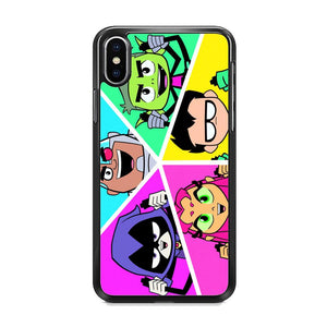Teen Titans Heroes Family iPhone XS MAX Case