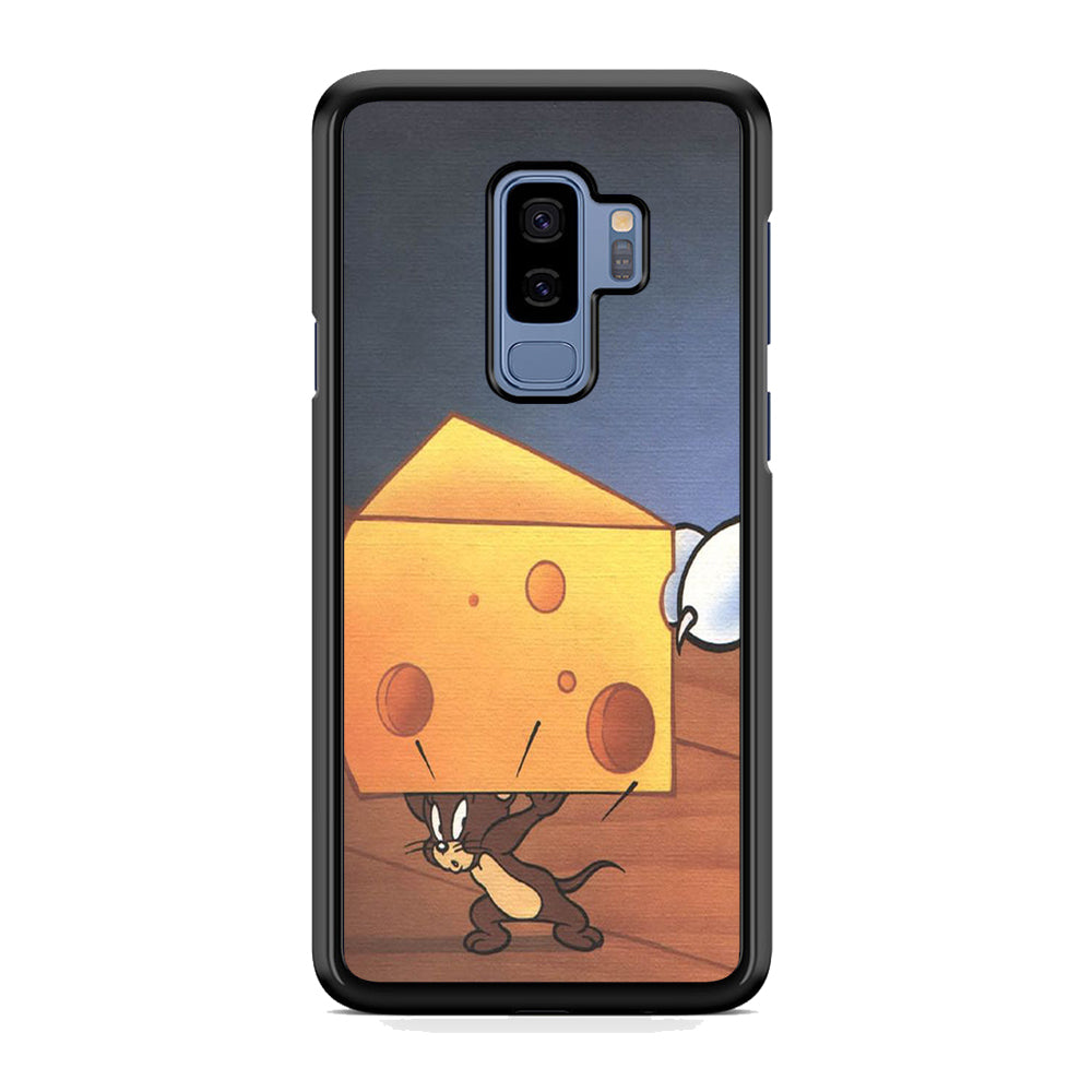 Tom And Jerry Cheese Samsung Galaxy S9 Plus Case