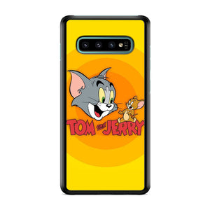 Tom And Jerry Icon Samsung Galaxy S10 Case