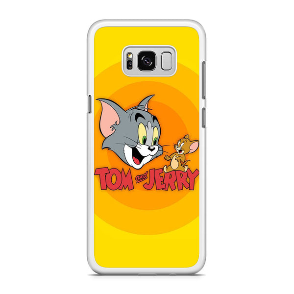 Tom And Jerry Icon Samsung Galaxy S8 Plus Case
