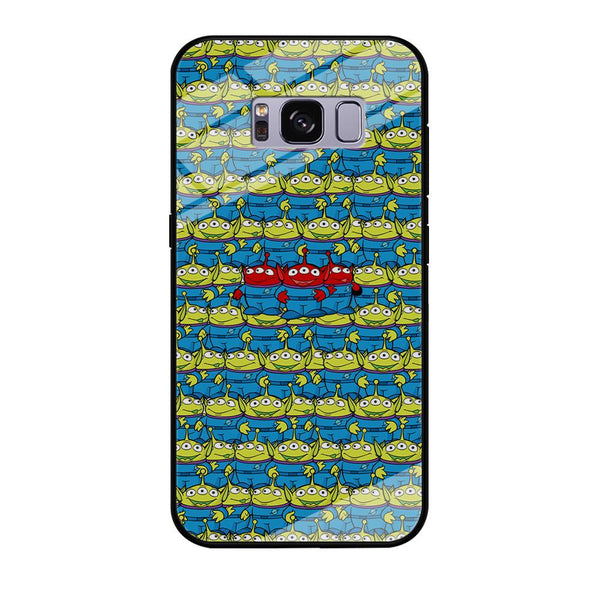 Toy Story Green Alien Populace Samsung Galaxy S8 Plus Case