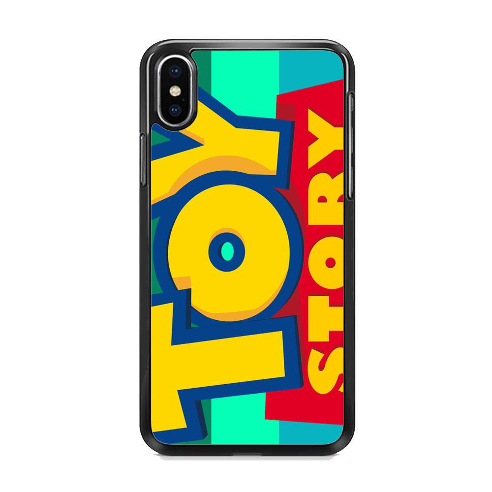 Toy Story Logo iPhone XS MAX Case