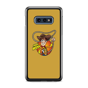 Toy Story Sherif Woody Coboy Style Samsung Galaxy S10E Case