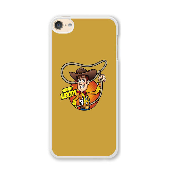 Toy Story Sherif Woody Coboy Style iPod Touch 6 Case