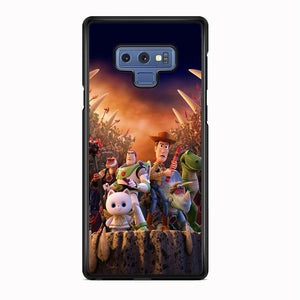 Toy Story The Time Forgot Wallpaper Samsung Galaxy Note 9 Case