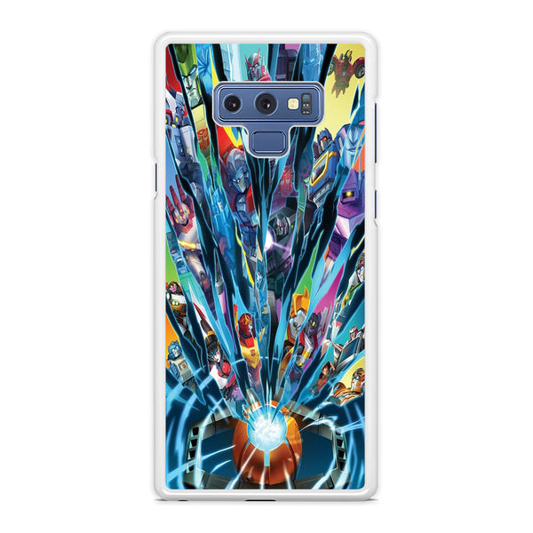 Transformers Hero Wallpapers Samsung Galaxy Note 9 Case