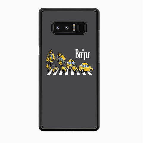 Transformers The Beatles Meme Samsung Galaxy Note 8 Case