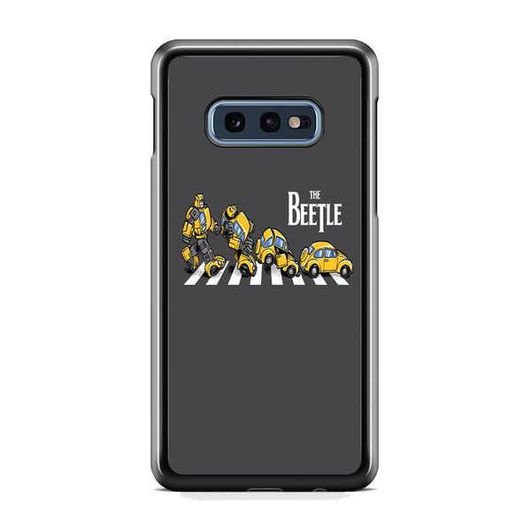 Transformers The Beatles Meme Samsung Galaxy S10E Case