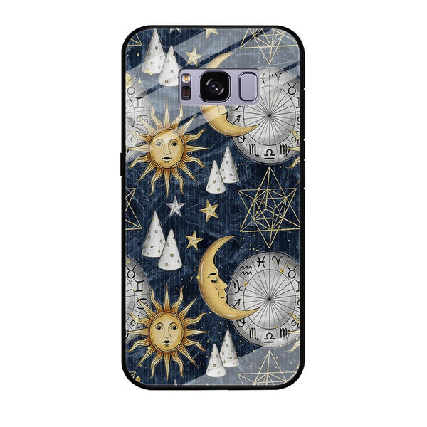 Universe Astrologic Code Samsung Galaxy S8 Plus Case